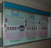 江苏工厂企业宣传栏