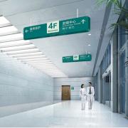 医院区域指示牌,导视系统牌
