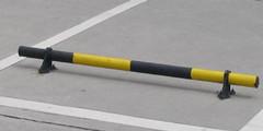 北京长阳挡车器停车场挡车杆