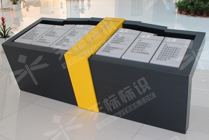南京晓庄学院图书馆大堂总索引