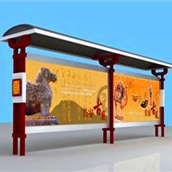 惠州公交站�_�V告牌