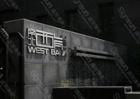 杭州南北西岸房地产标识系统