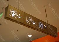 长沙大通时代广场导视系统