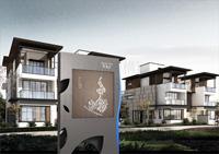 凯德广州御金沙住宅导视设计