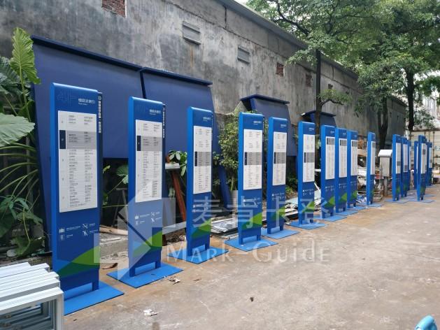 赣南医学院第一附属医院标识系统