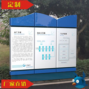 重庆笨鸟标牌工业园区总平面索引图