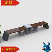 重庆笨鸟标牌户外景区凳子座椅