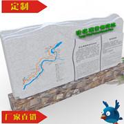 重庆笨鸟标牌景点介绍牌旅游景区标识牌制作