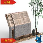 重庆笨鸟标牌景点介绍牌景区标识牌