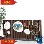 重庆笨鸟标牌景点介绍牌