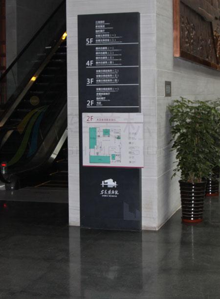 安徽博物院楼层索引