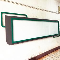广州校园文化挂墙宣传栏