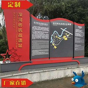 贵州抗日文化园总导览图
