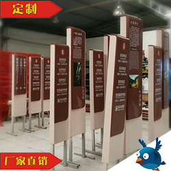 重庆笨鸟景区介绍标牌