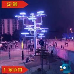重庆笨鸟商场景观树